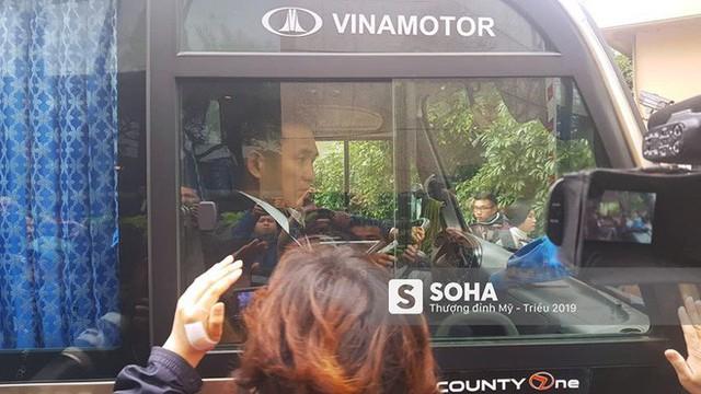 Nhân viên an ninh Triều Tiên tới một khách sạn lớn ở Hà Nội - Ảnh 1.