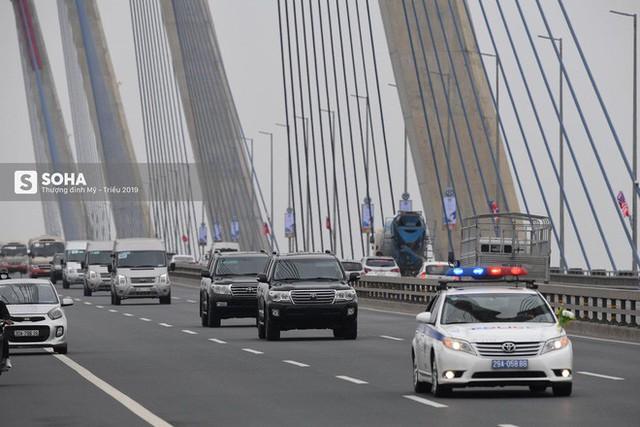 Nhân viên an ninh Triều Tiên tới một khách sạn lớn ở Hà Nội - Ảnh 11.