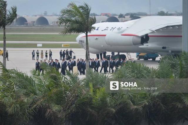 Lực lượng mật vụ tinh nhuệ của ông Kim Jong-un đổ bộ hùng hậu xuống Hà Nội - Ảnh 2.