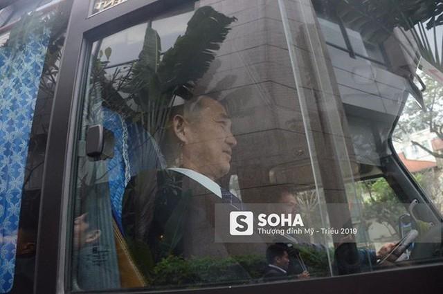 Nhân viên an ninh Triều Tiên tới một khách sạn lớn ở Hà Nội - Ảnh 10.