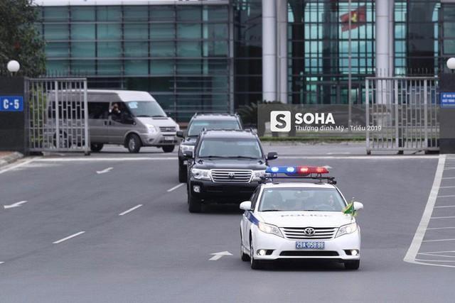 Nhân viên an ninh Triều Tiên tới một khách sạn lớn ở Hà Nội - Ảnh 15.