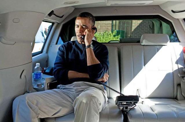 Choáng ngợp trước sự chặt chẽ và lợi hại khó tin của đoàn siêu xe hộ tống tổng thống Mỹ - Ảnh 6.