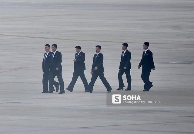 Nhân viên an ninh Triều Tiên tới một khách sạn lớn ở Hà Nội - Ảnh 19.