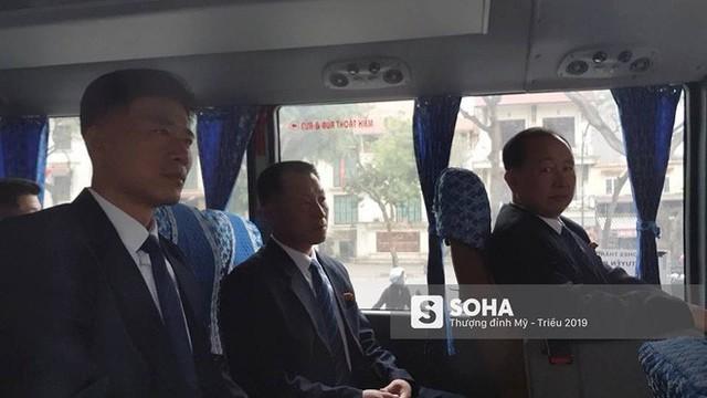 Lực lượng mật vụ tinh nhuệ của ông Kim Jong-un đổ bộ hùng hậu xuống Hà Nội - Ảnh 10.