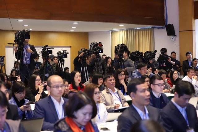 Bộ trưởng Nguyễn Mạnh Hùng: Bộ TTTT là người nhà của các bạn khi ở Việt Nam tác nghiệp Hội nghị thượng đỉnh Mỹ - Triều - Ảnh 1.
