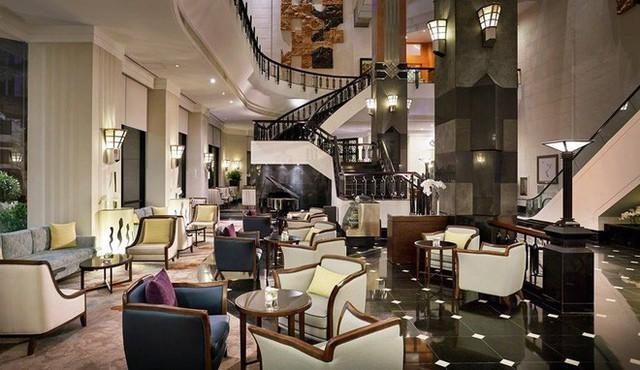 Có gì đặc biệt bên trong phòng Tổng thống ở các khách sạn siêu sang Hà Nội - Ảnh 17.