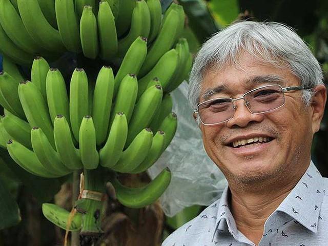 Ông trùm chuối Việt: 'Tôi khởi nghiệp tới 25 lần!' - Ảnh 1.