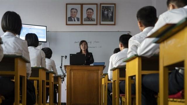Chùm ảnh: Cuộc sống của thế hệ trẻ lớn lên ở Triều Tiên - Ảnh 15.