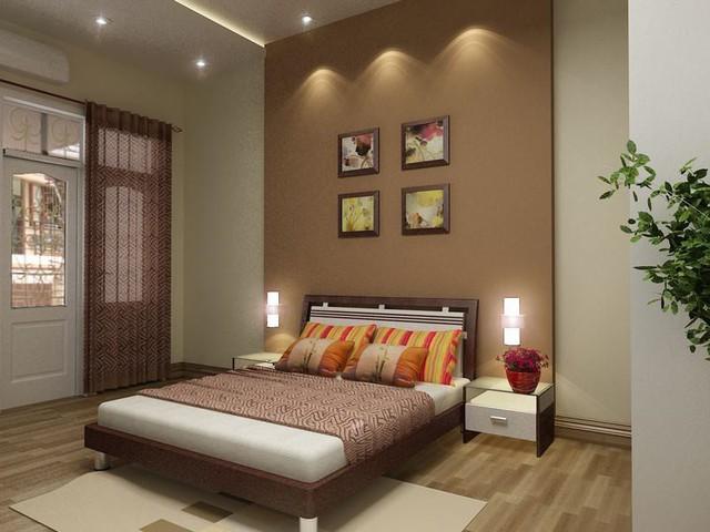 Cách thiết kế, bố trí phòng ngủ có diện tích nhỏ hẹp - Ảnh 4.