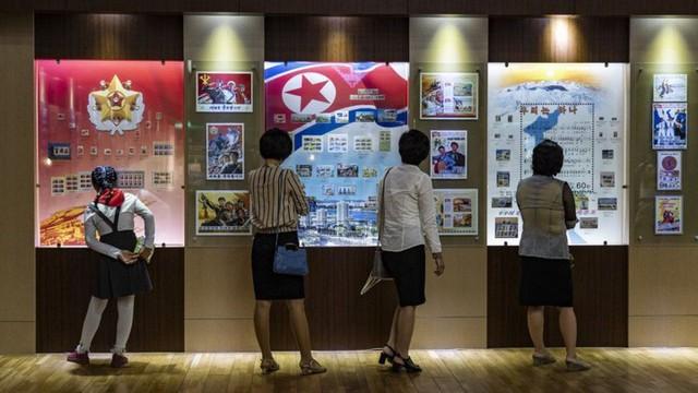 Chùm ảnh: Cuộc sống của thế hệ trẻ lớn lên ở Triều Tiên - Ảnh 10.