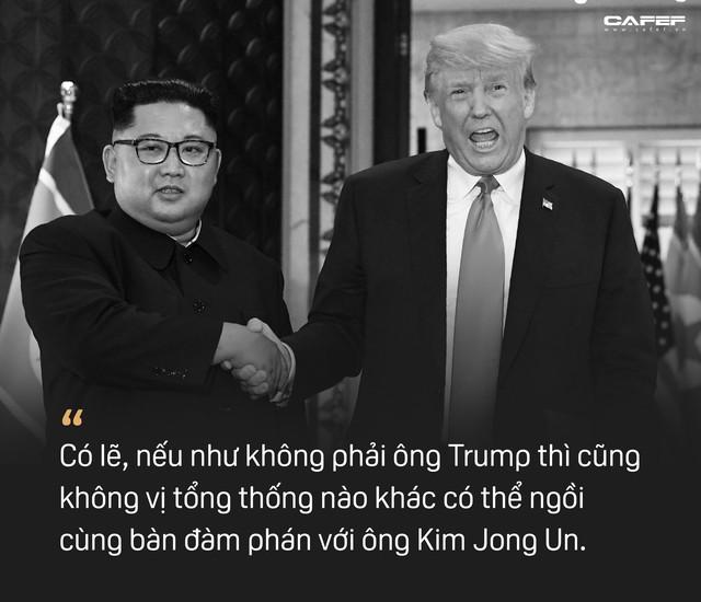 Donald Trump: Từ đứa trẻ hiếu chiến đến vị Tổng thống muốn mang lại hòa bình cho thế giới - Ảnh 9.