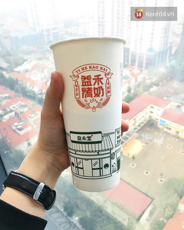 Sự thật về cốc trà sữa nướng đang chiếm spotlight trên mạng xã hội mấy ngày nay - Ảnh 3.