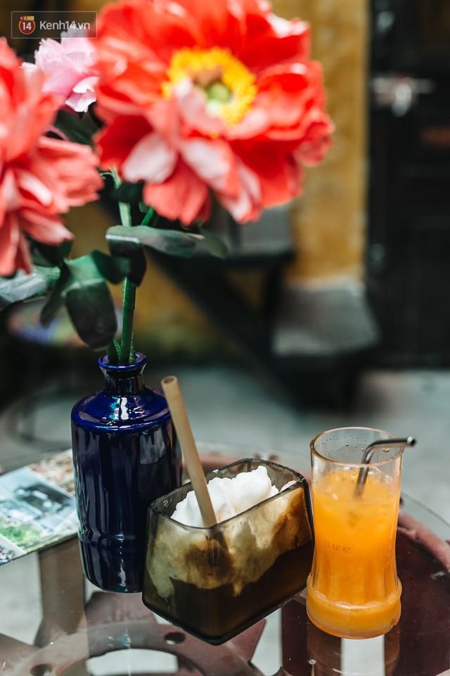 Chuyện chàng trai lớn lên từ ngôi làng ung thư quyết tâm tạo một quán cafe từ hàng nghìn đồ tái chế giữa phố cổ Hà Nội - Ảnh 19.
