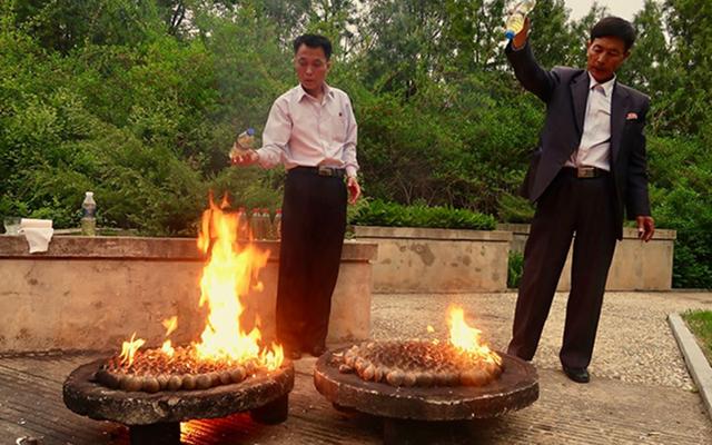"""Những món đặc sản giá """"bình dân"""" ở Triều Tiên - Ảnh 2."""