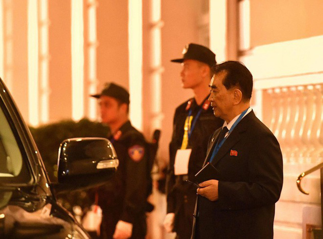 Nóng: Em gái ông Kim Jong-un cùng quan chức Triều Tiên bất ngờ xuất hiện tại khách sạn Metropole - Ảnh 6.