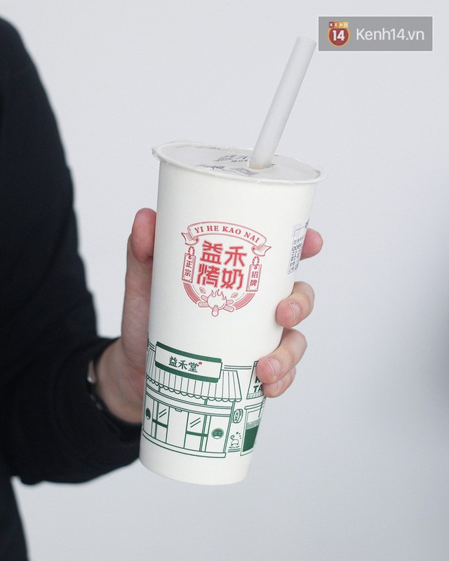 Sự thật về cốc trà sữa nướng đang chiếm spotlight trên mạng xã hội mấy ngày nay - Ảnh 8.