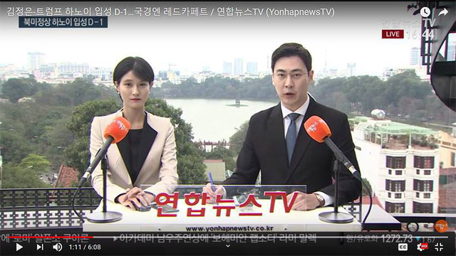 Không chỉ có MBC News, nhiều hãng thông tấn quốc tế cũng chọn được những địa điểm chất không kém ở Hà Nội để dẫn bản tin thời sự - Ảnh 12.