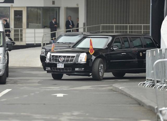 [NÓNG] Tổng thống Trump đã tới Phủ Chủ tịch để tham gia hội đàm cùng Tổng Bí thư, Chủ tịch nước Nguyễn Phú Trọng - Ảnh 18.