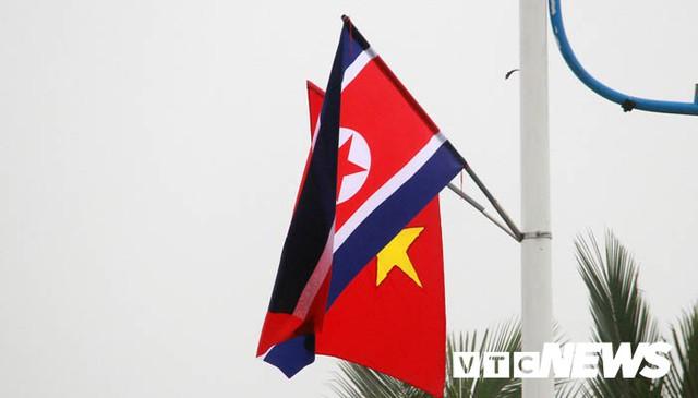 Ảnh: Quảng Ninh thắt chặt an ninh chào đón đoàn Triều Tiên thăm vịnh Hạ Long - Ảnh 14.