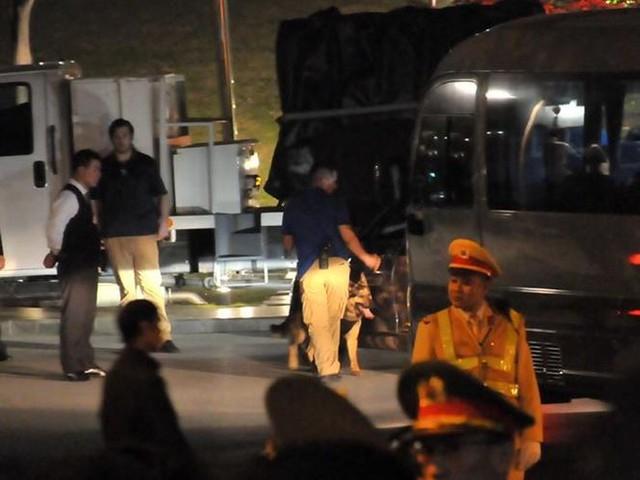 Mật vụ Mỹ siết chặt an ninh quanh khách sạn Marriott - Ảnh 14.