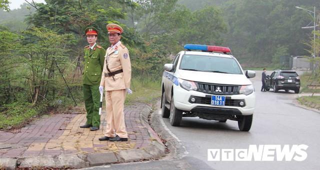 Ảnh: Quảng Ninh thắt chặt an ninh chào đón đoàn Triều Tiên thăm vịnh Hạ Long - Ảnh 15.