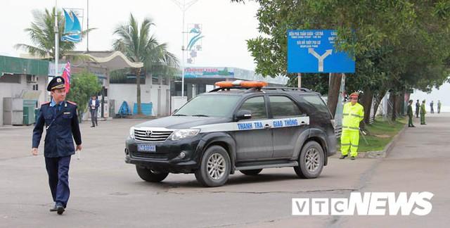 Ảnh: Quảng Ninh thắt chặt an ninh chào đón đoàn Triều Tiên thăm vịnh Hạ Long - Ảnh 20.