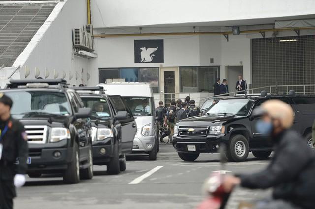 [NÓNG] Tổng thống Trump đã tới Phủ Chủ tịch để tham gia hội đàm cùng Tổng Bí thư, Chủ tịch nước Nguyễn Phú Trọng - Ảnh 28.