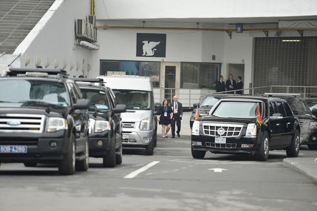 [NÓNG] Tổng thống Trump đã tới Phủ Chủ tịch để tham gia hội đàm cùng Tổng Bí thư, Chủ tịch nước Nguyễn Phú Trọng - Ảnh 29.