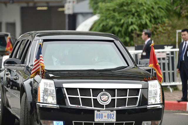 [NÓNG] Tổng thống Trump đã tới Phủ Chủ tịch để tham gia hội đàm cùng Tổng Bí thư, Chủ tịch nước Nguyễn Phú Trọng - Ảnh 12.