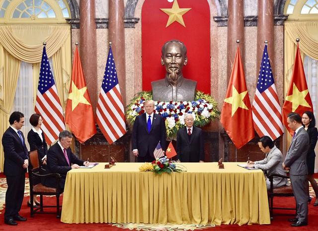 Chính thức công bố loạt hợp đồng hơn 20 tỷ USD giữa Việt - Mỹ - Ảnh 5.