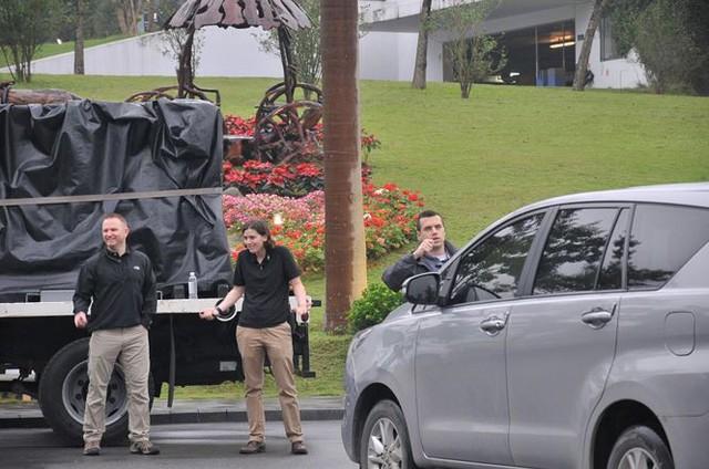 Mật vụ Mỹ siết chặt an ninh quanh khách sạn Marriott - Ảnh 7.