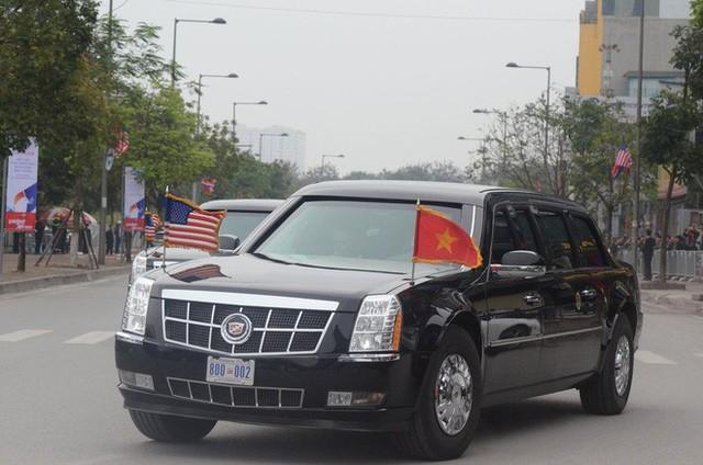 [NÓNG] Tổng thống Trump đã tới Phủ Chủ tịch để tham gia hội đàm cùng Tổng Bí thư, Chủ tịch nước Nguyễn Phú Trọng - Ảnh 14.