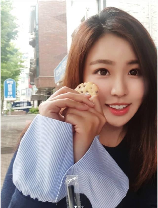 Nữ phóng viên Hàn gây sốt mạng xã hội Việt: Xinh đẹp tài năng, từng thi Hoa hậu - Ảnh 7.