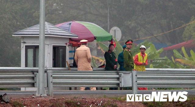 Ảnh: Quảng Ninh thắt chặt an ninh chào đón đoàn Triều Tiên thăm vịnh Hạ Long - Ảnh 8.