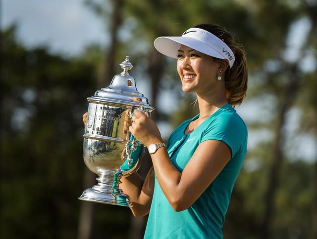 Chuyện chưa kể về nàng Michelle Wie - Bóng hồng tài sắc vẹn toàn của làng golf thế giới - Ảnh 1.