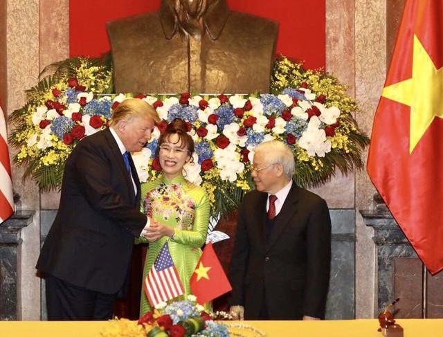 Thượng đỉnh Mỹ - Triều: Vietjet mua mới 100 máy bay Boeing - Ảnh 1.