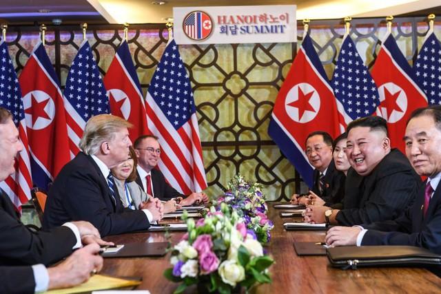 Cập nhật: Ông Kim Jong Un sẵn sàng phi hạt nhân hóa - Ảnh 1.