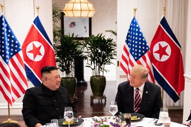 Chủ tịch Kim Jong Un hoan nghênh việc Mỹ mở văn phòng tại Triều Tiên - Ảnh 1.