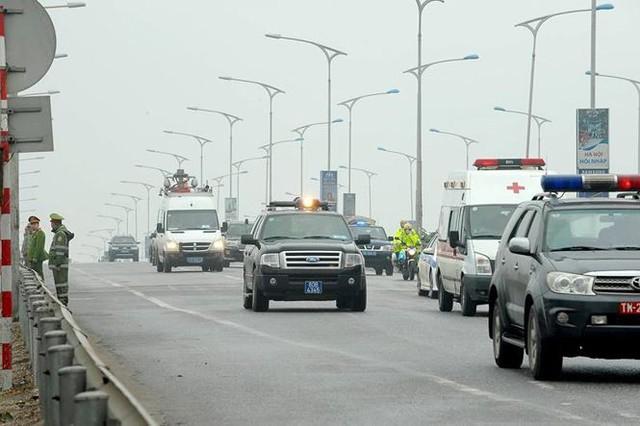 Quốc lộ 1 đoạn Hà Nội - Đồng Đăng cấm các phương tiện chiều 2/3 - Ảnh 1.