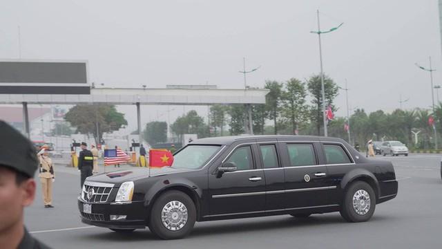 Kết thúc họp báo, TT Donald Trump nhanh chóng ra sân bay về nước ngay trong chiều nay - Ảnh 28.