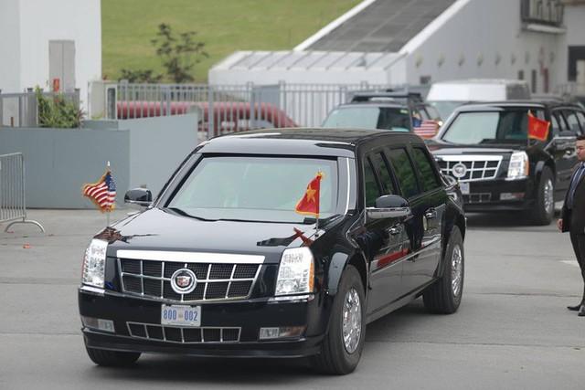 Kết thúc họp báo, TT Donald Trump nhanh chóng ra sân bay về nước ngay trong chiều nay - Ảnh 12.