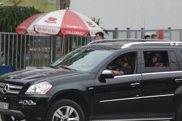 Kết thúc họp báo, TT Donald Trump nhanh chóng ra sân bay về nước ngay trong chiều nay - Ảnh 13.