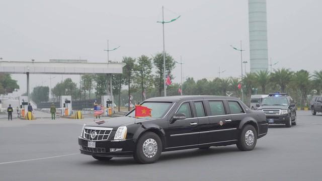 Kết thúc họp báo, TT Donald Trump nhanh chóng ra sân bay về nước ngay trong chiều nay - Ảnh 30.
