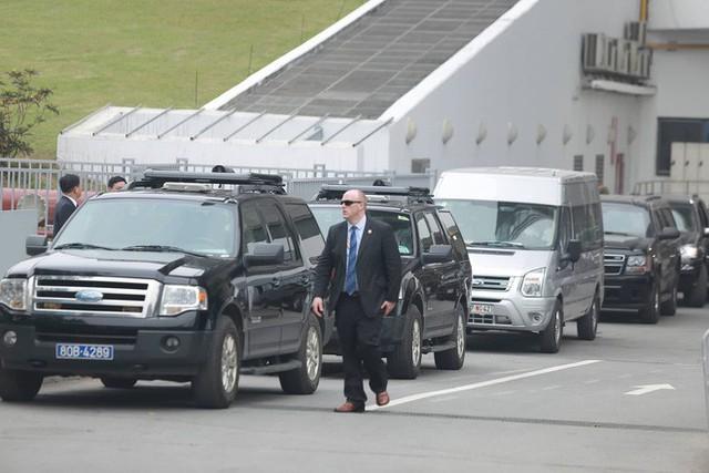 Kết thúc họp báo, TT Donald Trump nhanh chóng ra sân bay về nước ngay trong chiều nay - Ảnh 3.