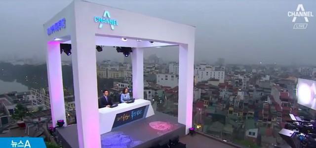 Vì sao các hãng thông tấn quốc tế đều chọn những nóc nhà của Hà Nội để đưa tin về Hội nghị thượng đỉnh Mỹ - Triều? - Ảnh 22.