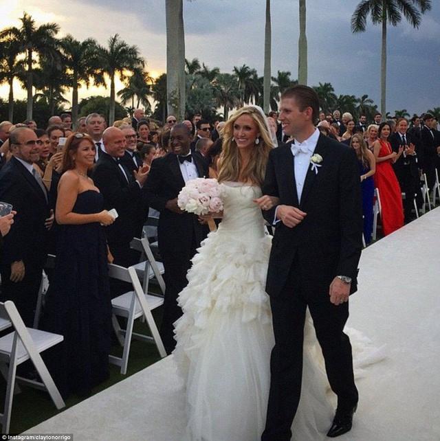 Điều ít biết về 2 nàng dâu tài sắc vẹn toàn của Tổng thống Donald Trump khiến ai cũng kiêng nể - Ảnh 4.
