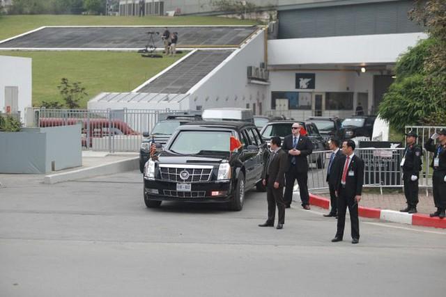 Kết thúc họp báo, TT Donald Trump nhanh chóng ra sân bay về nước ngay trong chiều nay - Ảnh 10.