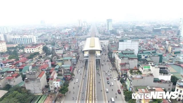 Ảnh: Những nút giao hiện đại làm thay đổi diện mạo Thủ đô nhìn từ flycam - Ảnh 11.