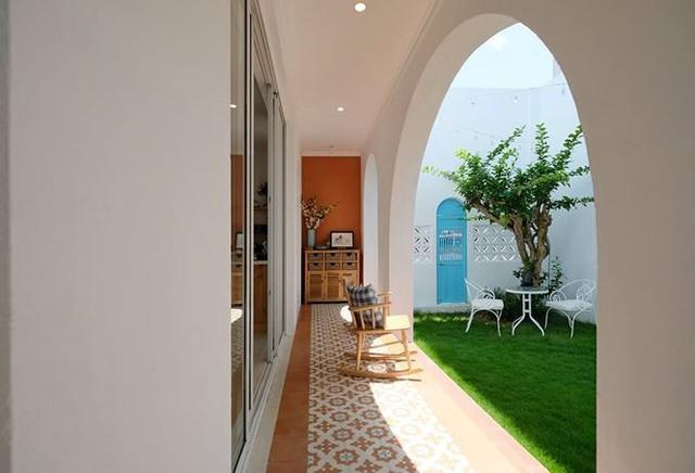 Nhà 2 tầng đẹp như vườn cổ tích ở Đà Nẵng - Ảnh 6.