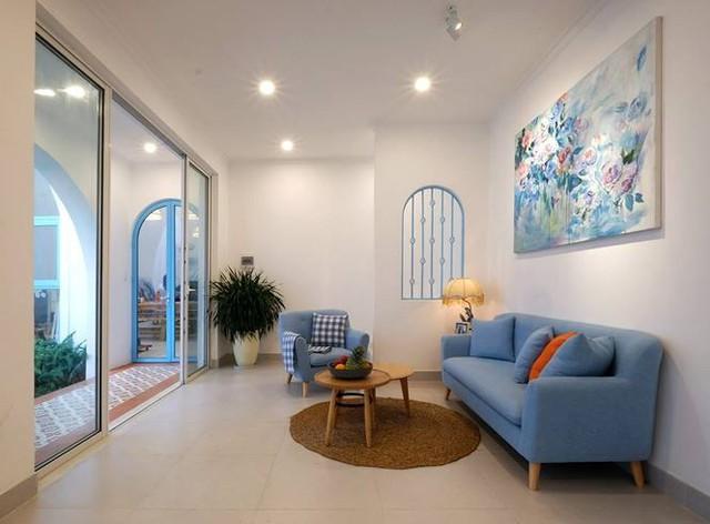 Nhà 2 tầng đẹp như vườn cổ tích ở Đà Nẵng - Ảnh 8.
